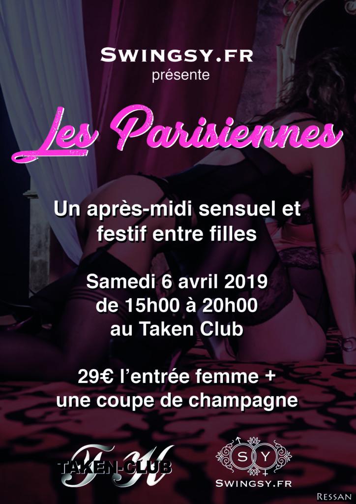 événement les parisiennes